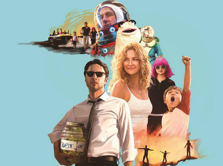 "Soundtrack album art from ""Wish I Was Here"""