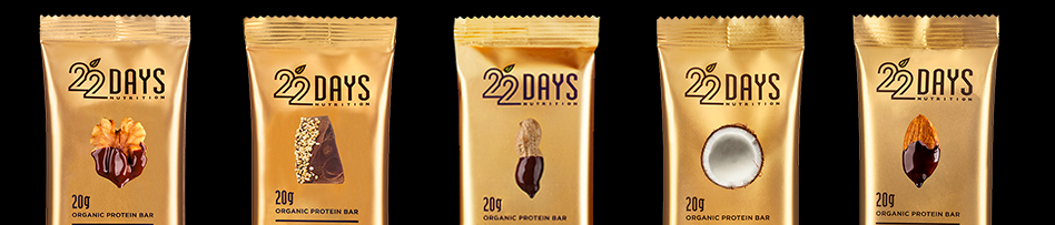 Photo courtesy of 22 Days Nutrition