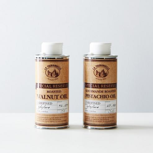 Special Reserve Walnut & Pistachio Oils
