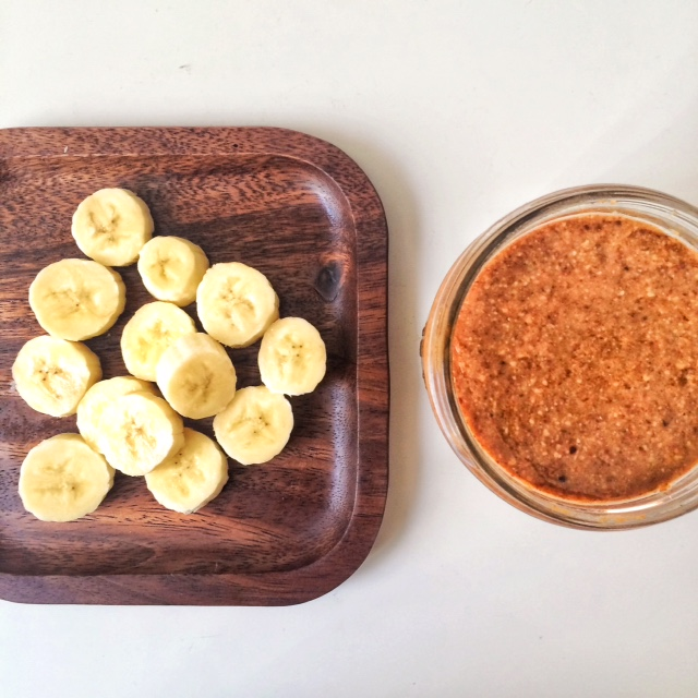 Maple Sea Salt Almond Butter