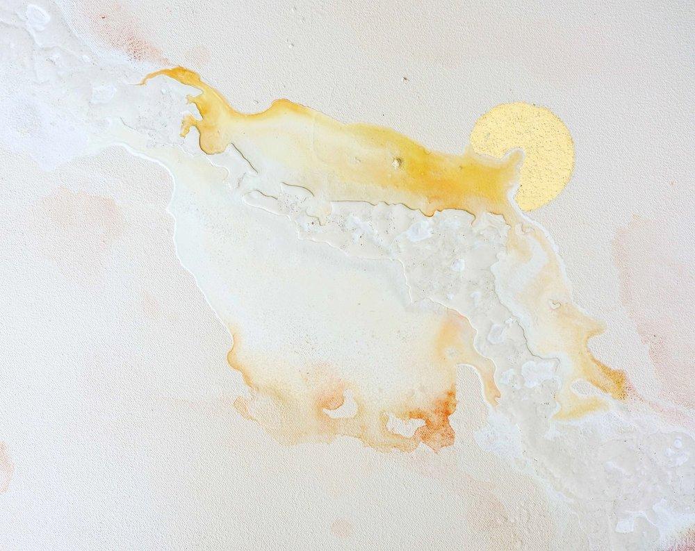 """Cosmic Awakening"" by Melissa Rousseau"