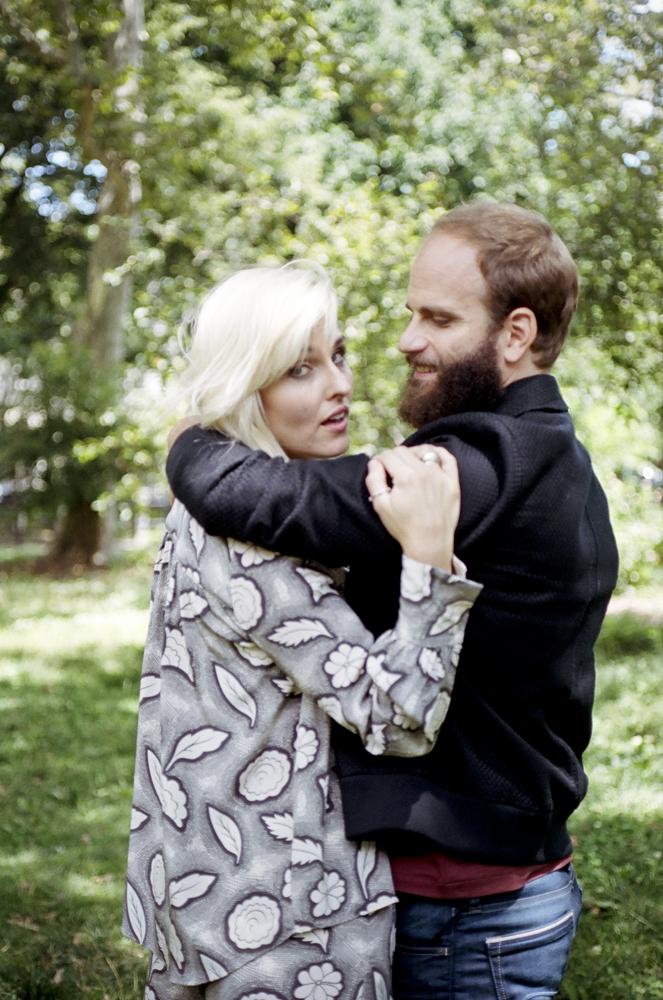 Katja Blichfeld & Ben Sinclair for  Nylon