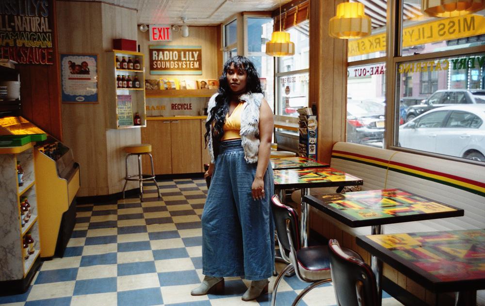 Zuri Marley for  Nylon