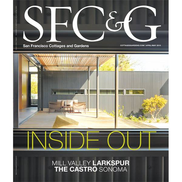 SF Cottages & Gardens The Urban Jungle April/May 2015
