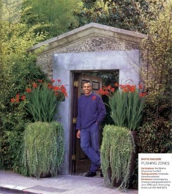 Dalbok in Garden Design - April 2007