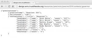 ENRS-API-example