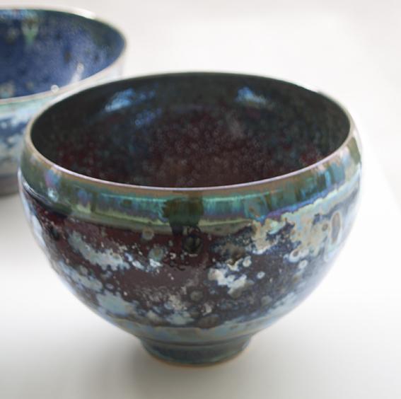 globular bowl