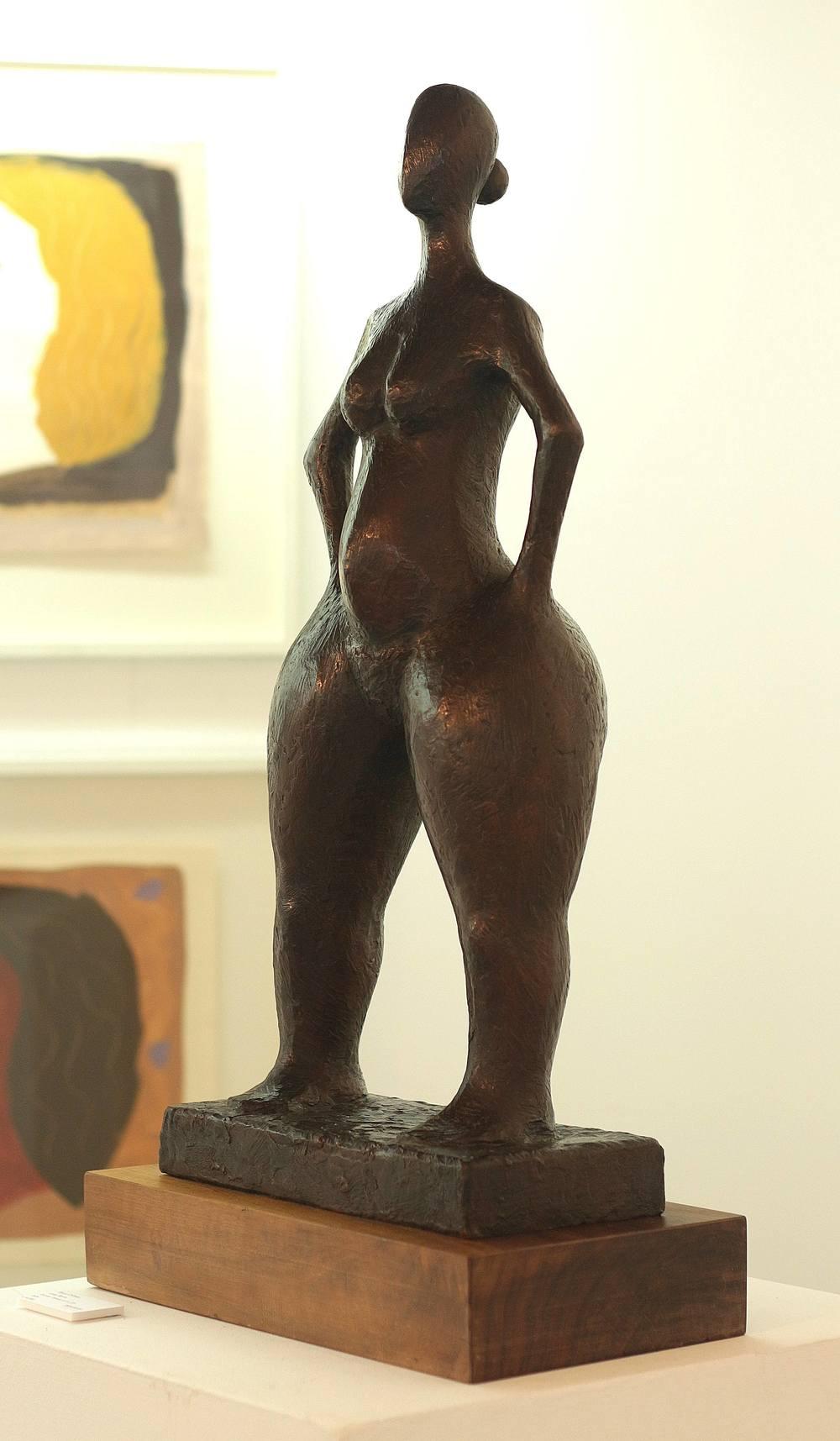large figure