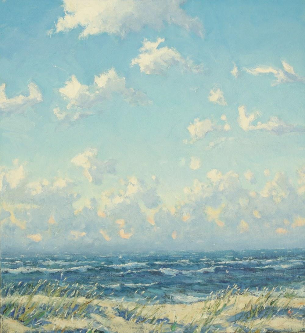 39. Atlantic Coast, Marram Grass