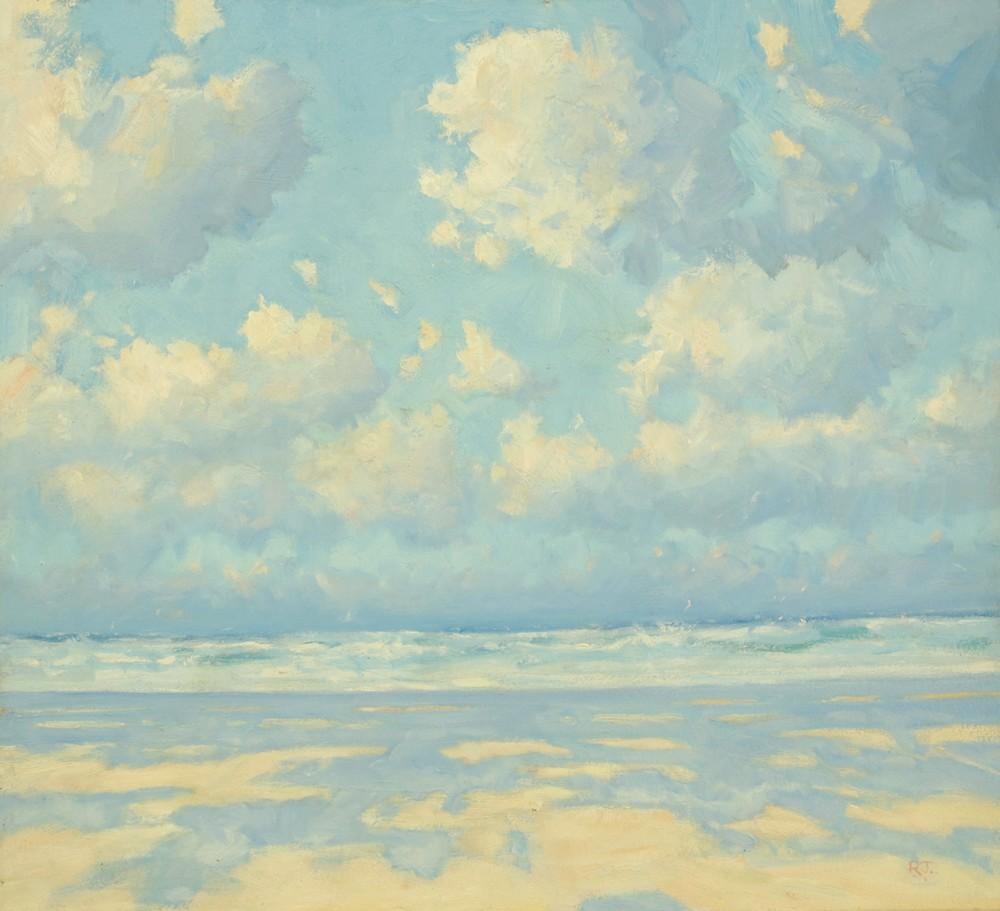 8. Clouds, Sea and Sand II