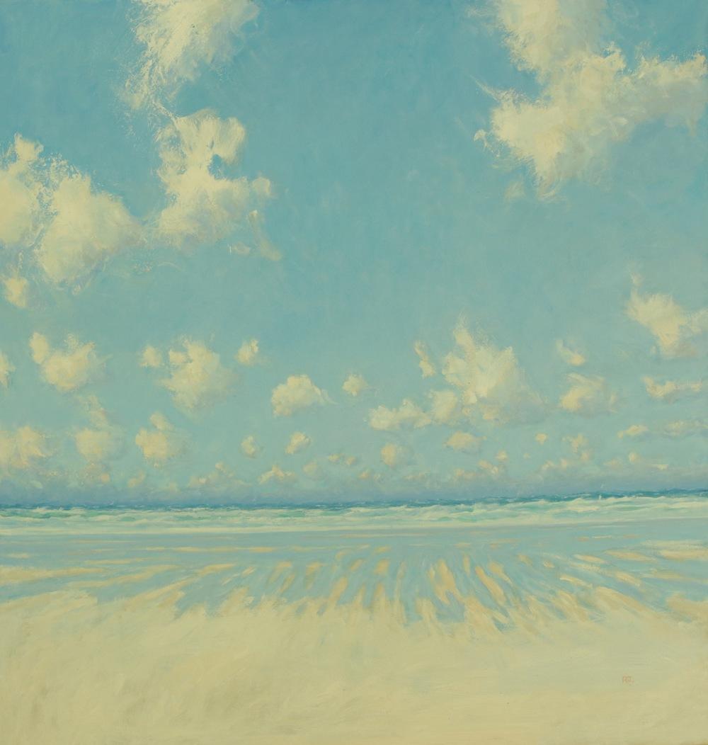 2. on the beach, atlantic shore II