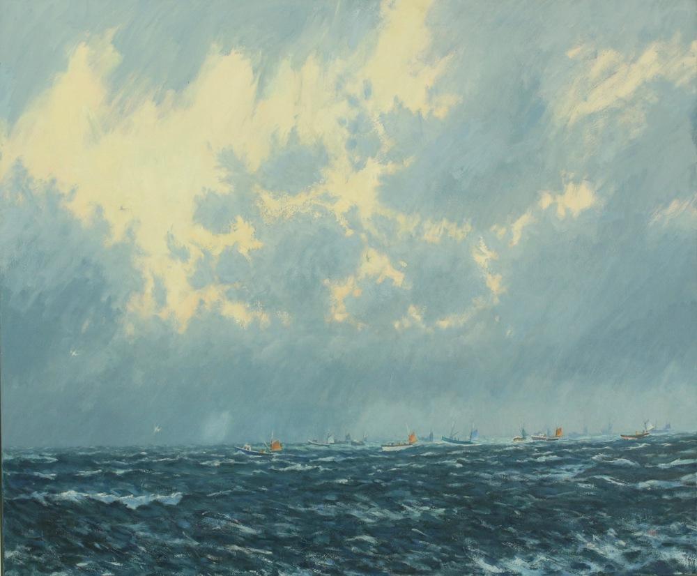 26. the mackerel fleet