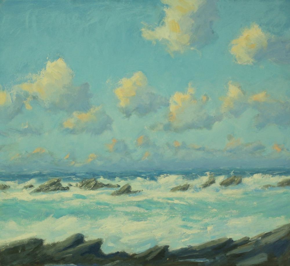 6. Rocky shore II