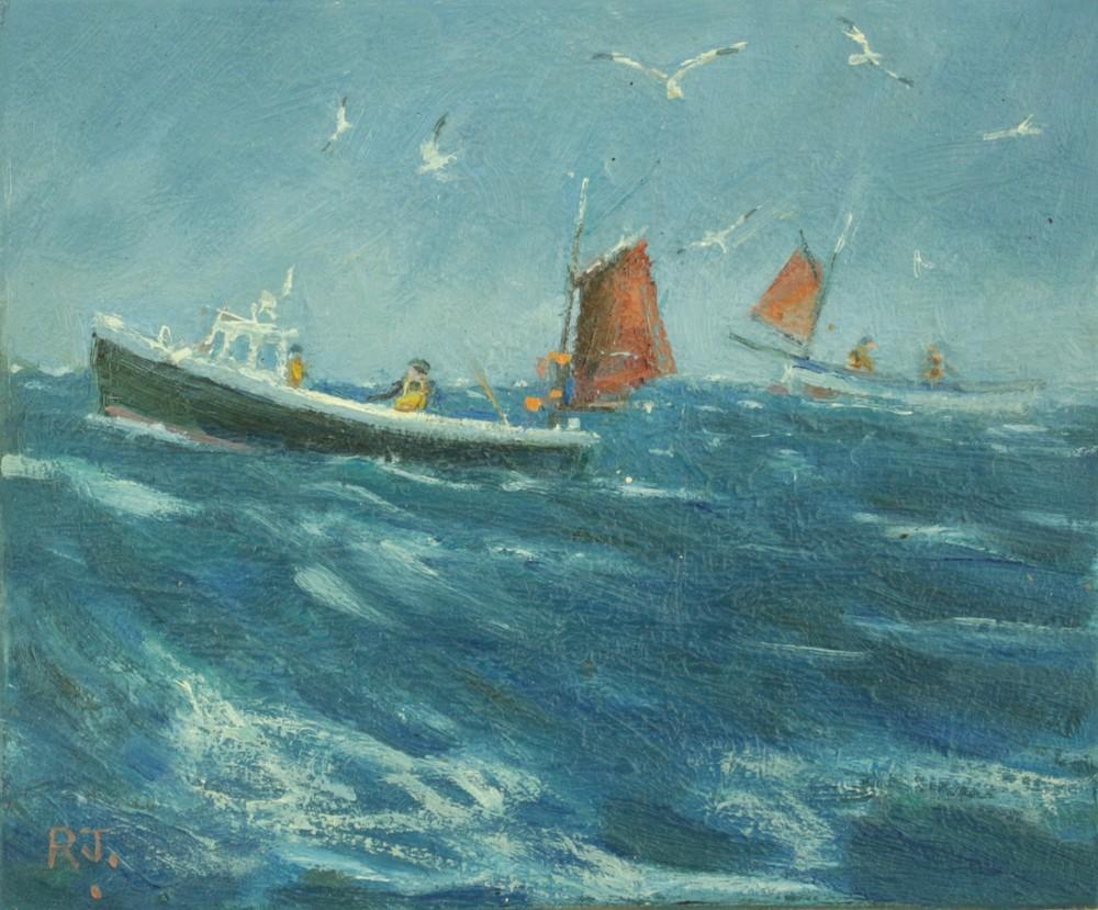 44. mackerel fishing ii