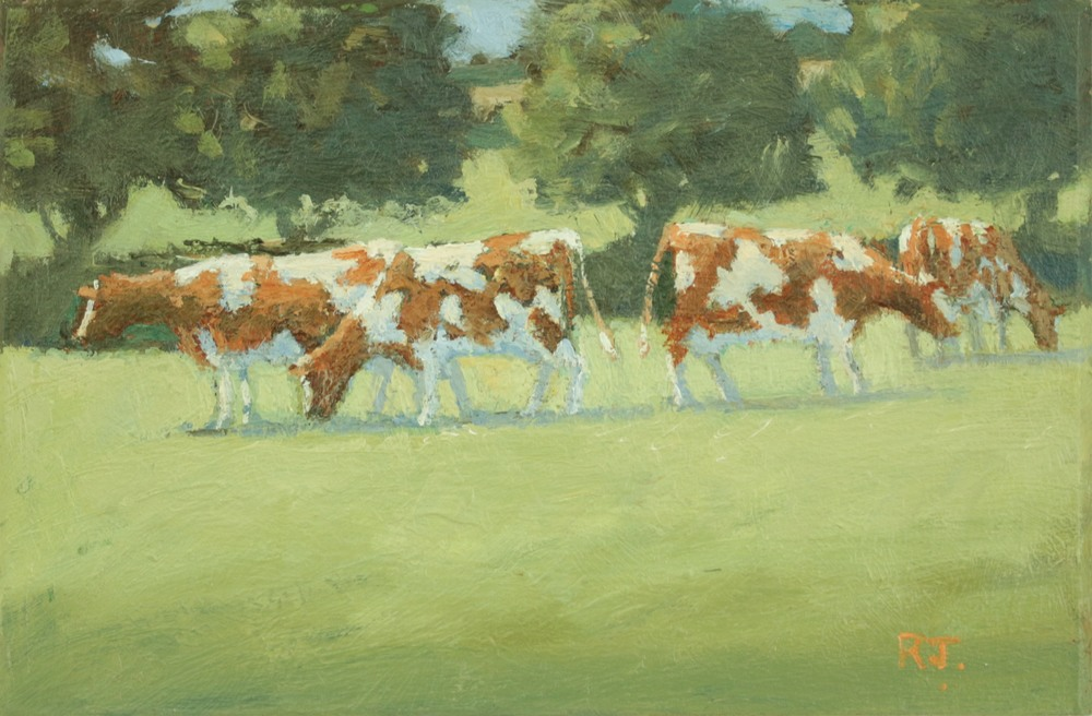 73. cows, brittany