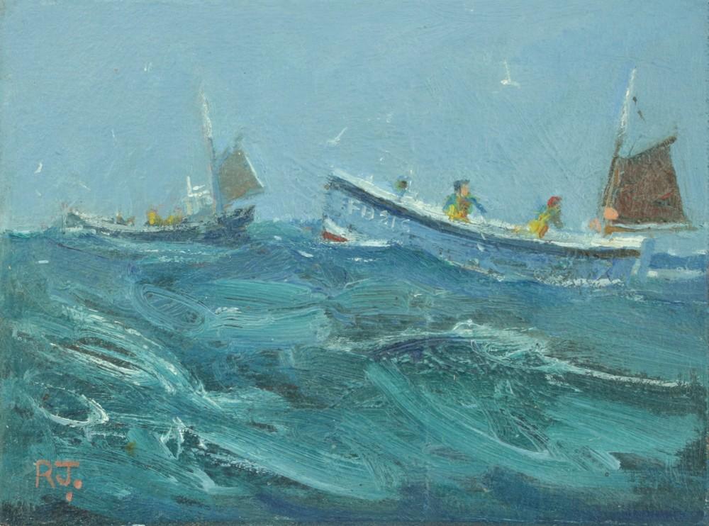 45. Mackerel fishing