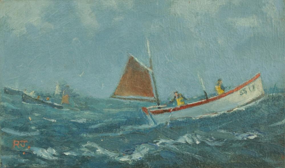 43. fishing for mackerel