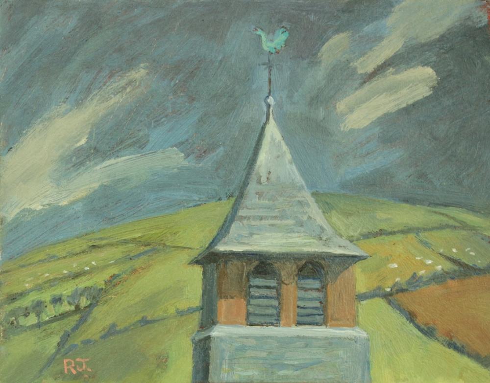 80. Glascwm Church