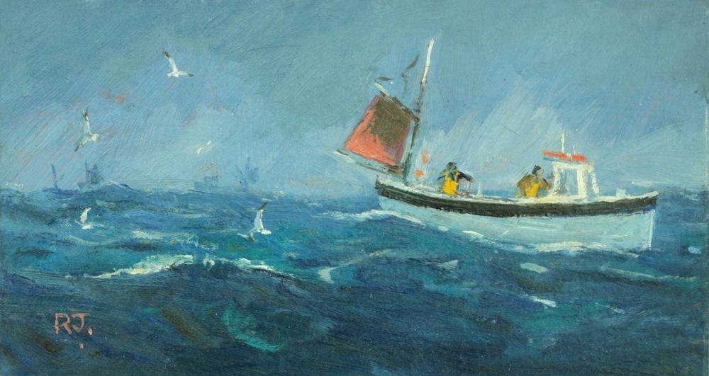 131. fishing for mackerel