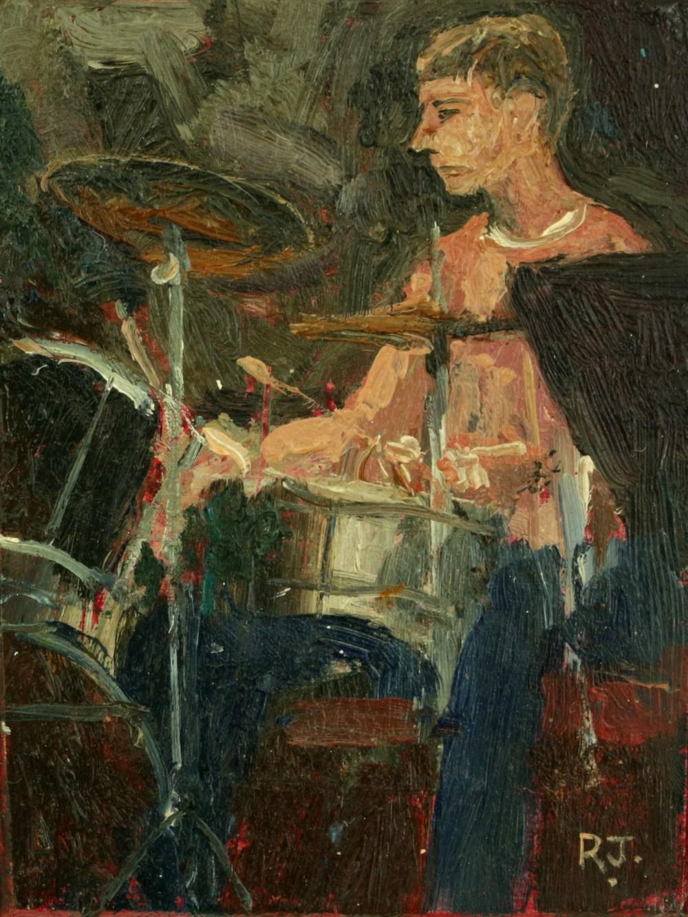 105. percussionist