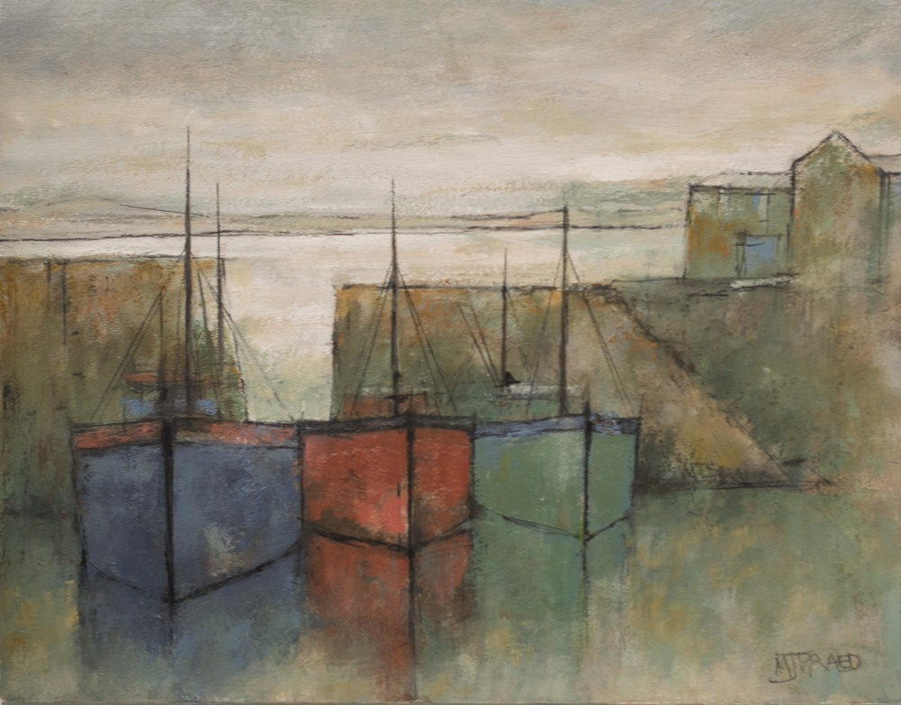 Three Bows, Winter Harbour