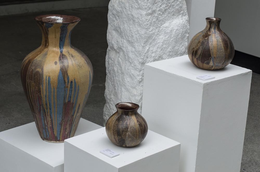 Stoneware Coilpots