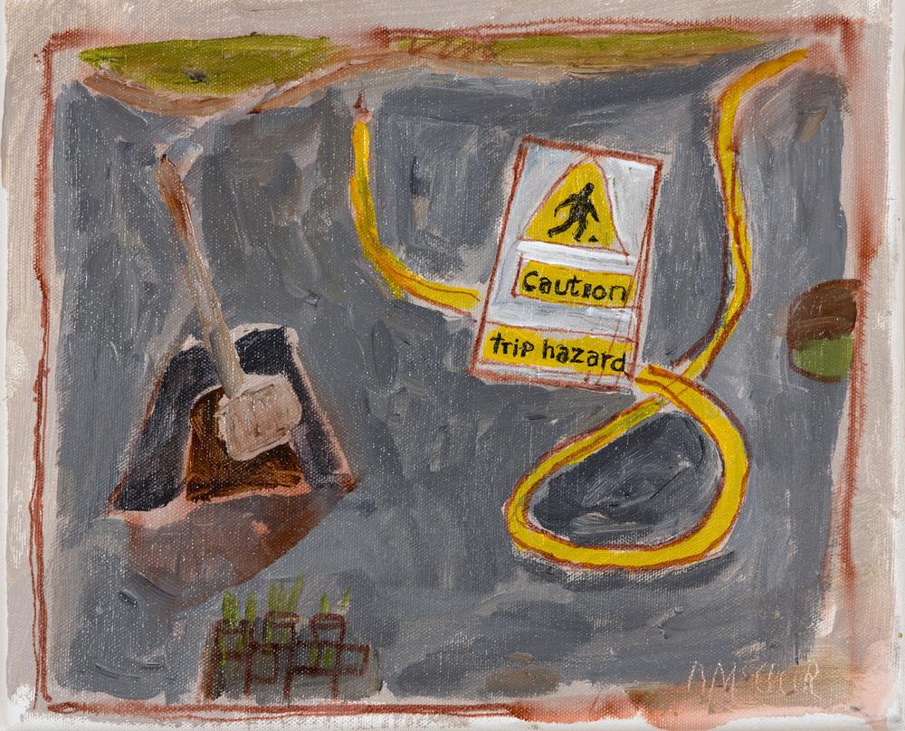 Hazard (sold)