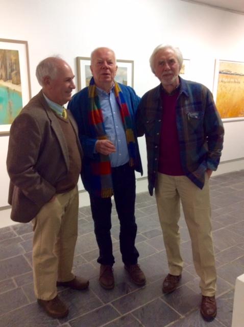 Copy of Mr Michael Praed, Mr John Piper and Mr Collin Caffell