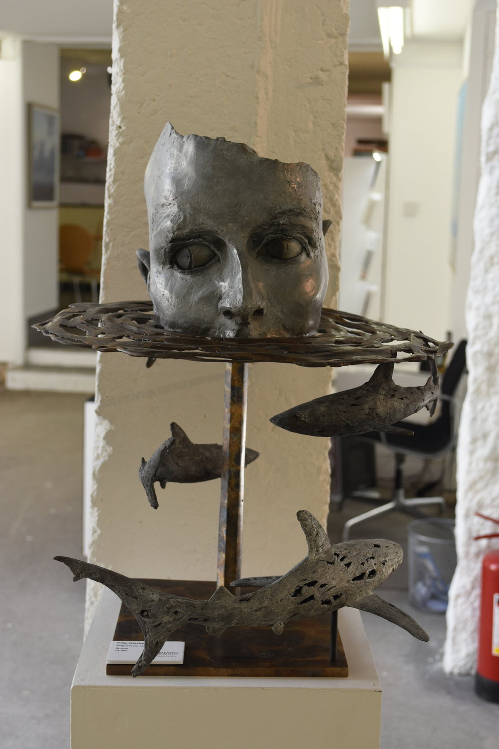 Philip Wakeham 'Requiem for the deep'