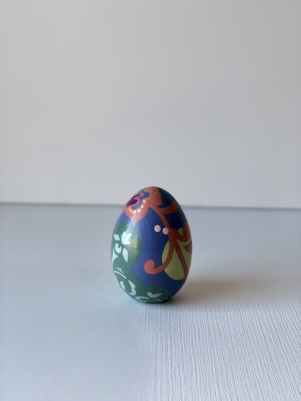 Colleen Williams - Retro Floral Egg.jpg