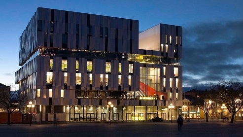 UKK (Uppsala Concert Hall) Uppsala, Sweden