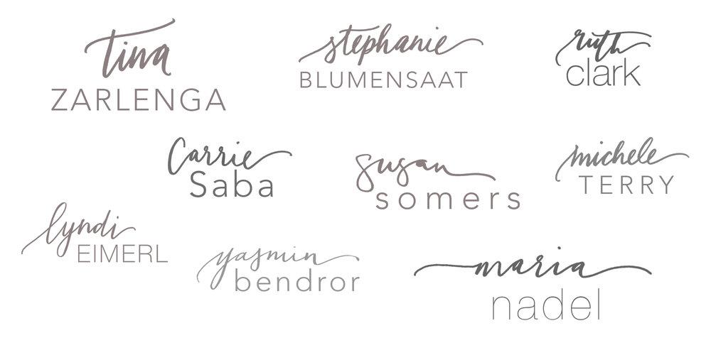 now offering custom digital signature design
