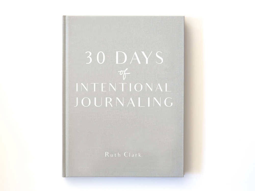 30 Days of Intentional Journaling e-book