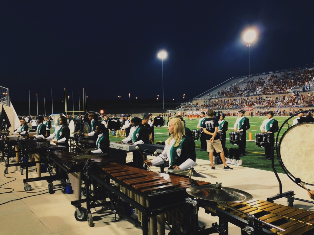 Cedar Park HS 2013 Percussion Ensemble