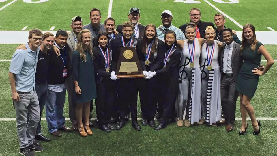 Cedar Park HS 2015 - Texas UIL Marching State Champions