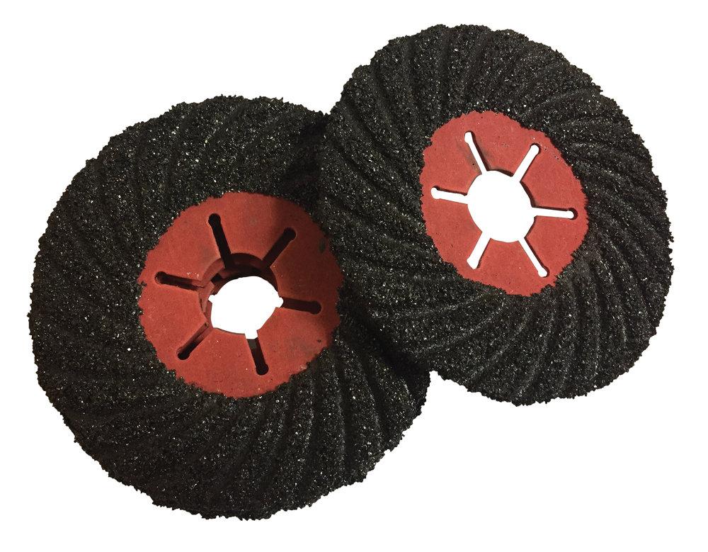 Semi-Flexible Discs