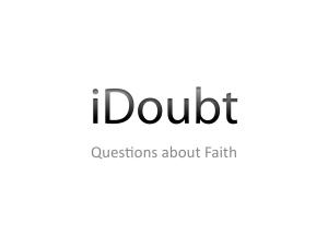 idoubt-photo
