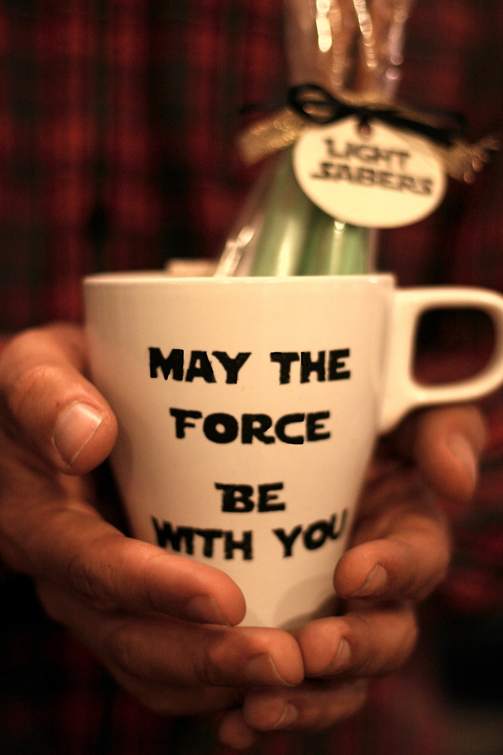Froce be with you Mug.jpg