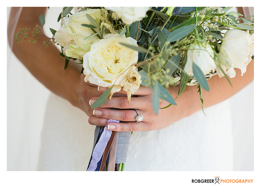 whimsical rustic olive branch bouquet