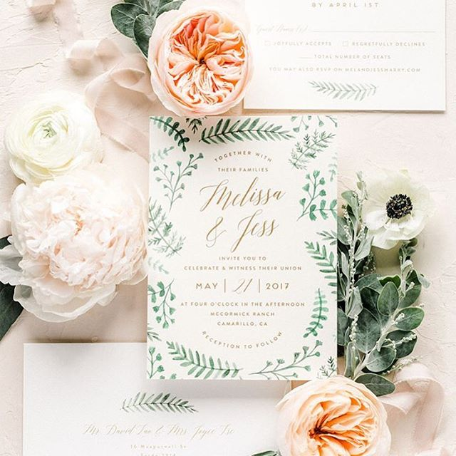 You're invited... to check out @greylikes where the beautiful work of Rihanna of @annadelores is featured. Proud to have been a part of this fun and fabulous day. #prettyinvite #peachgardenroses #camarillowedding #weddingflorist #losangelesweddingflorist #greylikesweddings