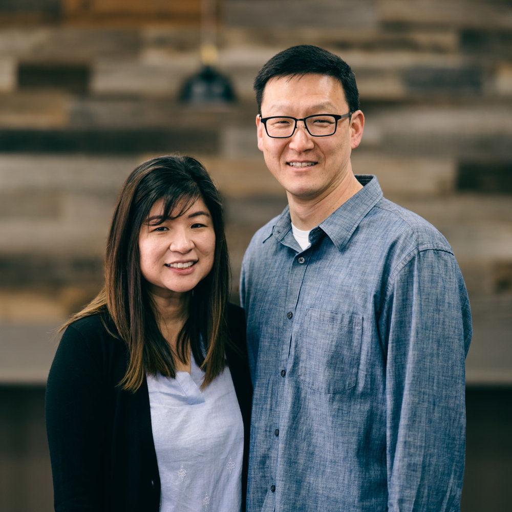SUE & RICK YI   College Ministry