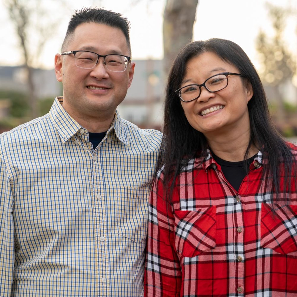 PATRICK & JEANNIE LEE   College Ministry