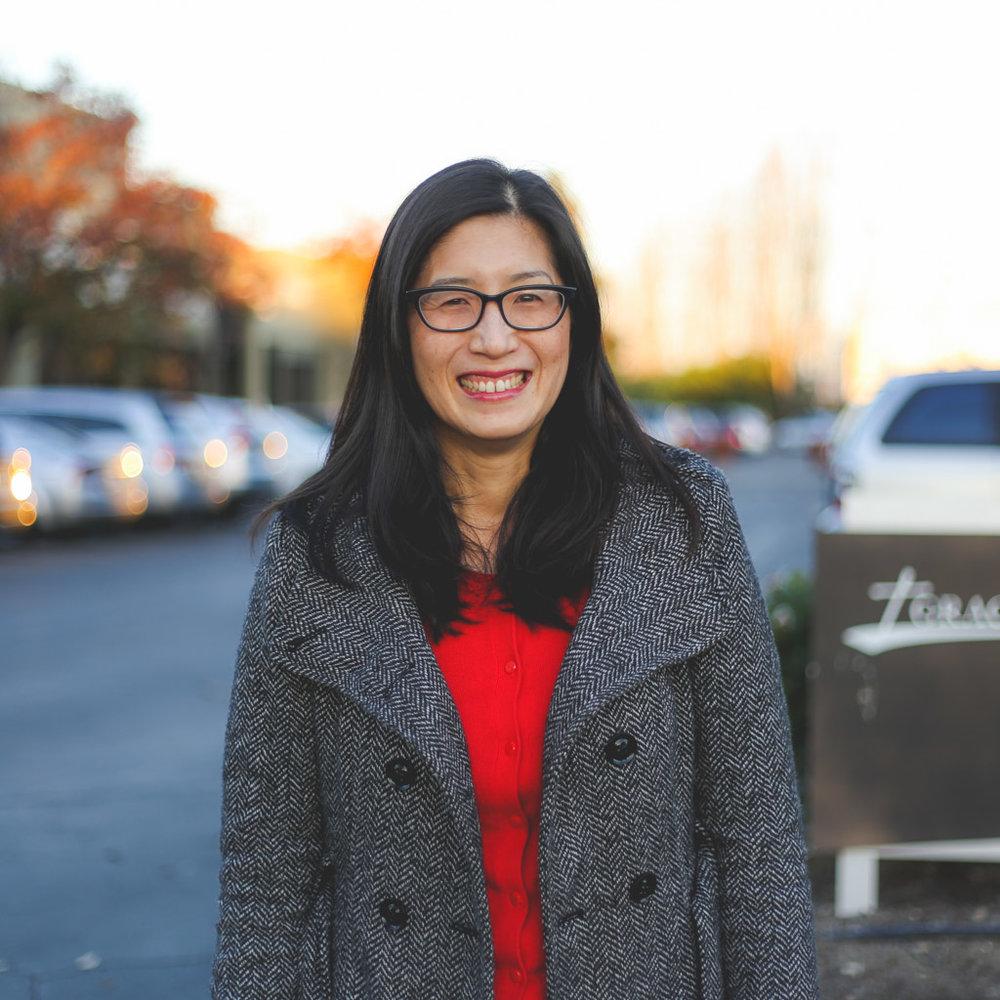 Claire Kim   Executive Administrator