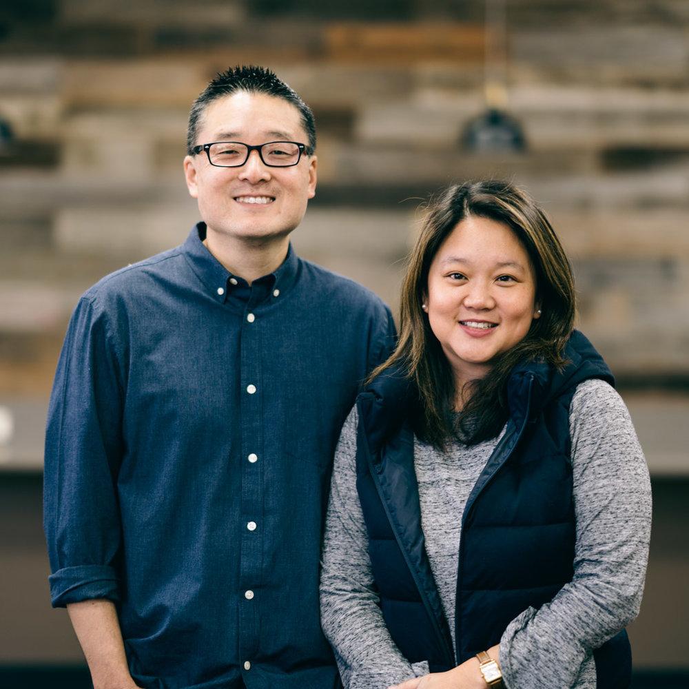 Manny & Sunny Kim   SoCal Regional Pastor – Irvine, CA
