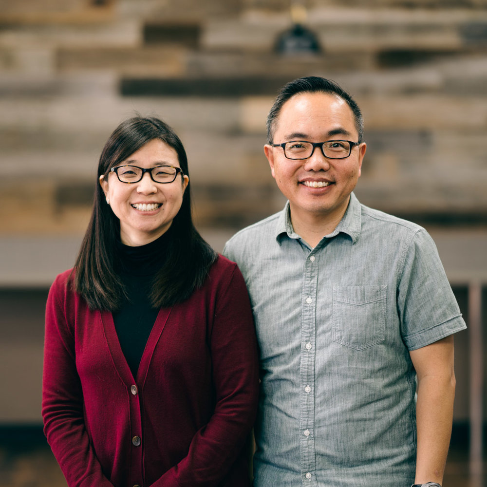 Alice & Timothy Rhee   Pastor, East Coast Praxis & Interhigh — Fairfax, VA
