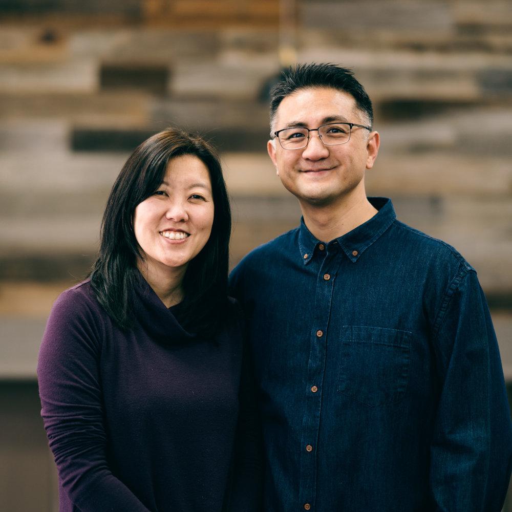 Eunice & Steve Kim   Pastor – Seattle, WA