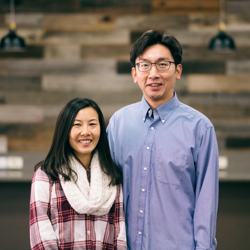 Cynthia & Eugene Peng   Riverside, CA