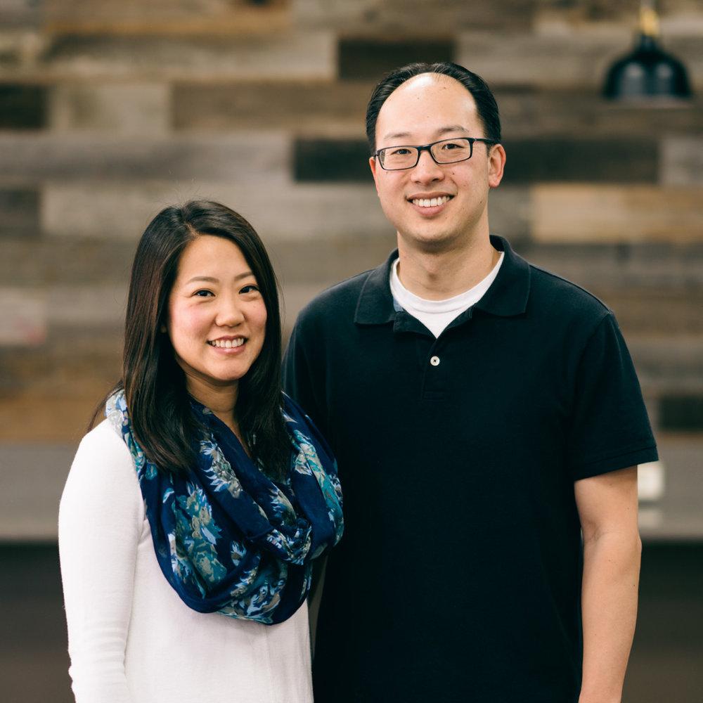 Joanna & Michael Kang   Santa Barbara, CA