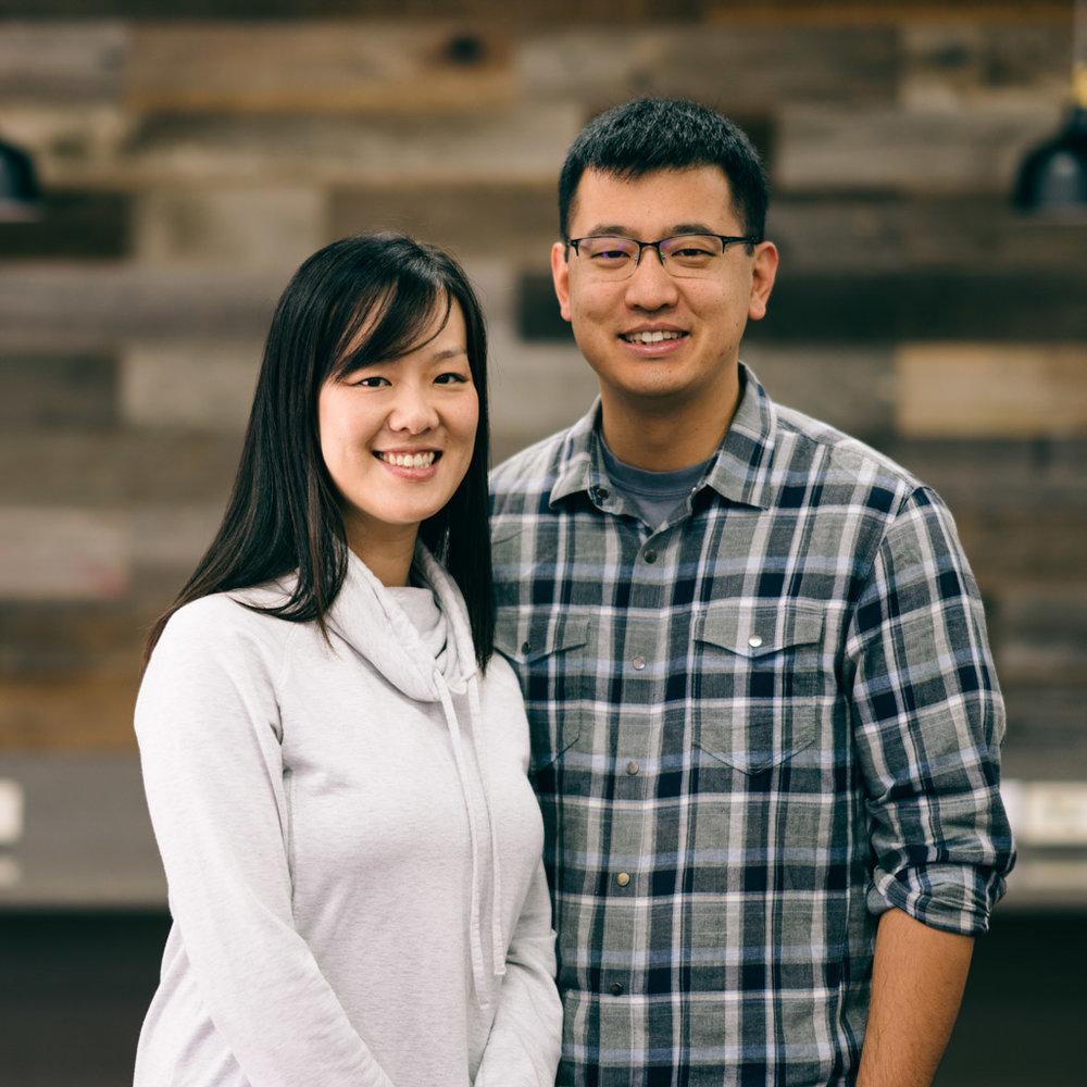 Carol & Jon Chou   Santa Barbara, CA
