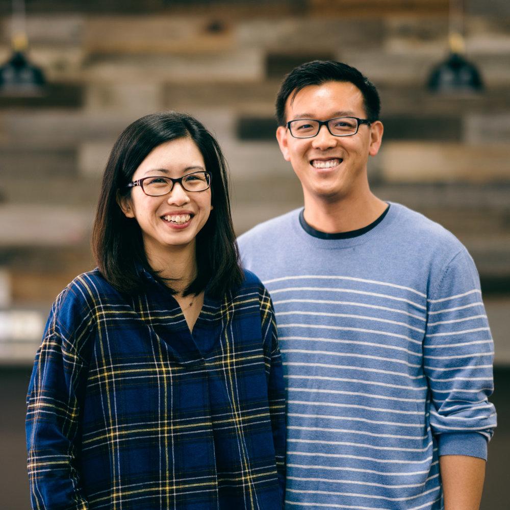 Jacqui & Josh Wang   Santa Cruz, CA
